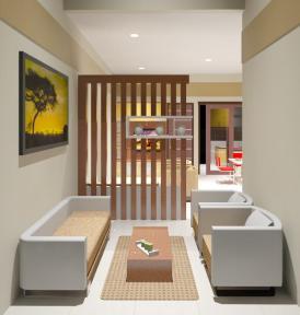 Dekorasi Ruang Tamu Minimalis Desain Rumah